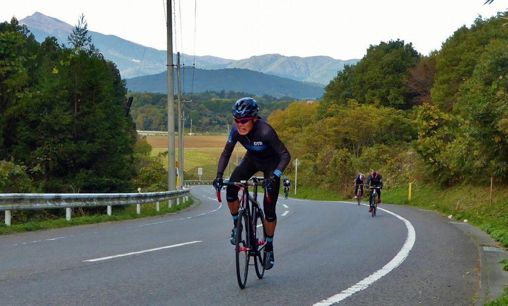 ロードバイクツーリング