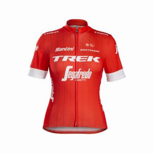 Santini Trek-Segafredo Replica Women's Jersey