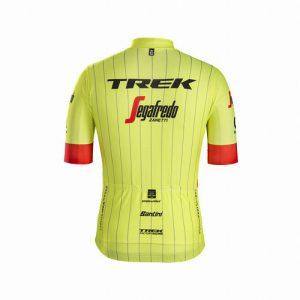 Santini Trek-Segafredo Replica Men's Jersey
