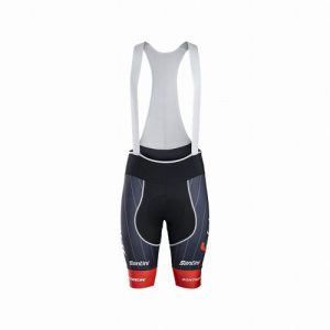 Santini Trek-Segafredo Team Bib Short