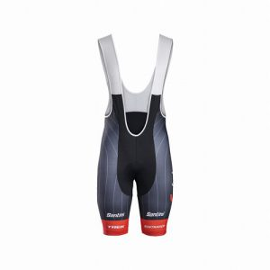 Santini Trek-Segafredo Replica Men's Bib Short