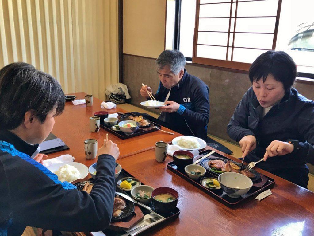 筑西市にある入船でお昼ごはん