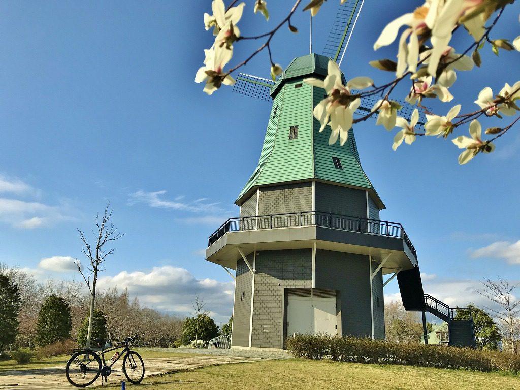 風車とFX3