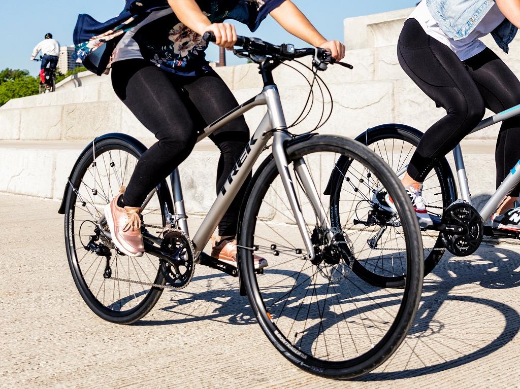 自転車通勤でダイエット