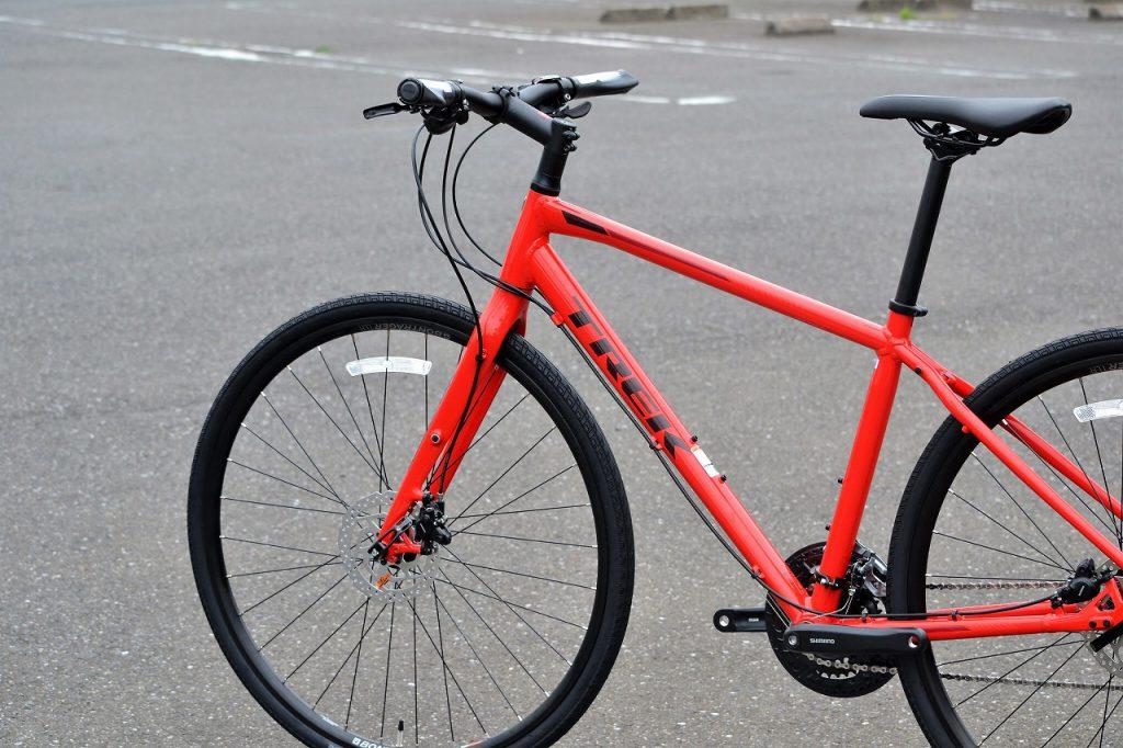 2019年モデルのFX3DiscのViper Red