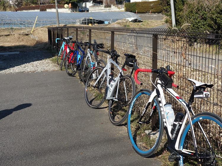 自転車集合