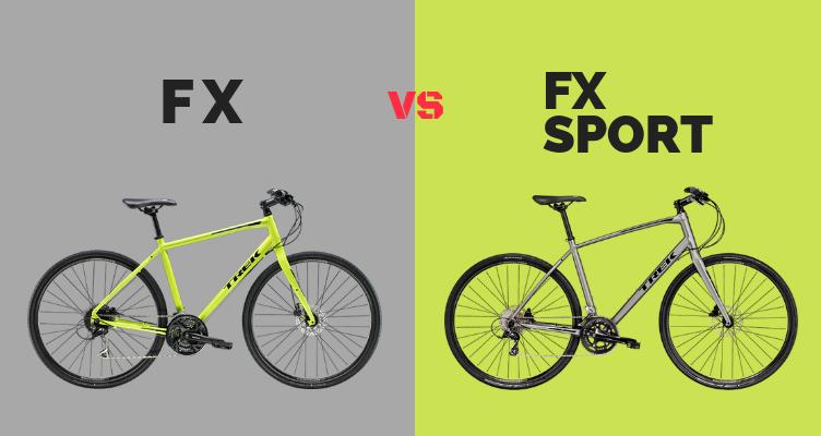FX VS FS Sport