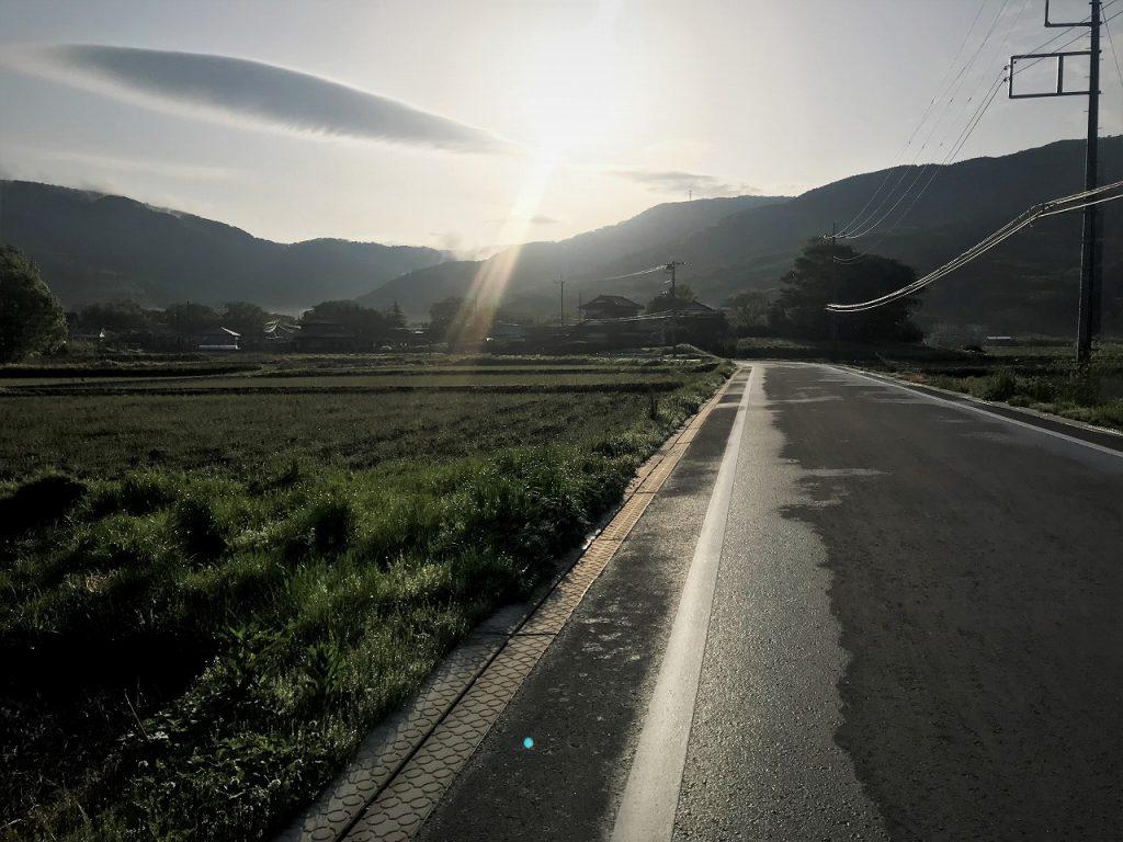 はじまりの筑波山